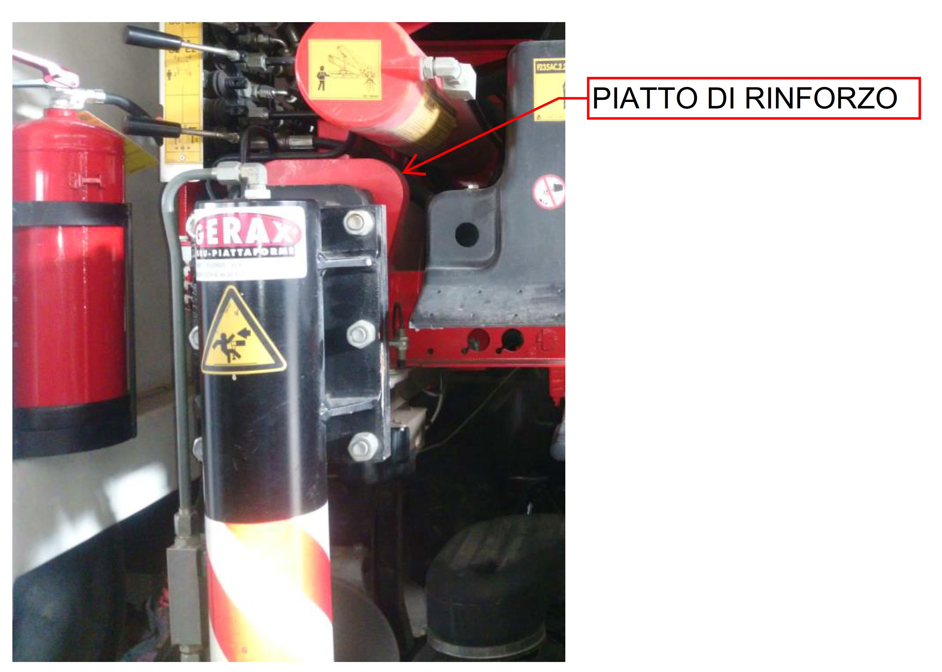 RINFORZO-verifica periodica delle gru su autocarro